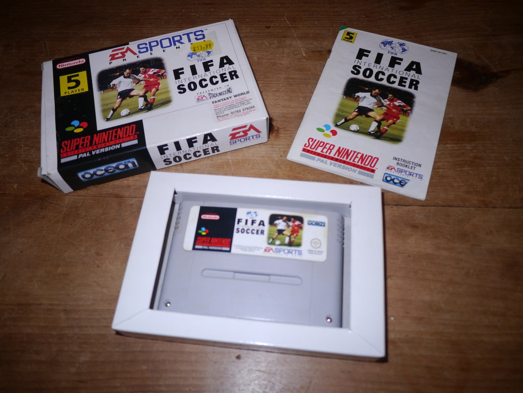 FIFA International Soccer (SNES)
