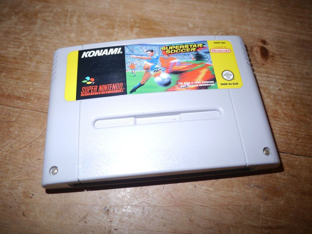 International Superstar Soccer (SNES)