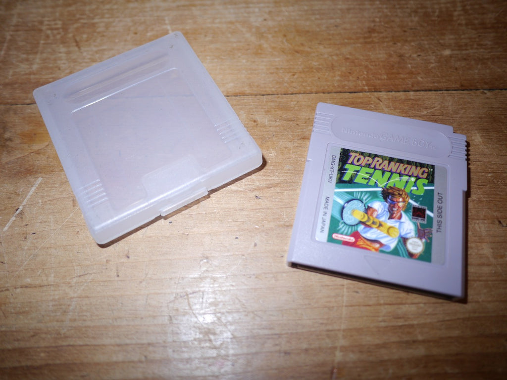 Top Ranking Tennis (Game Boy)