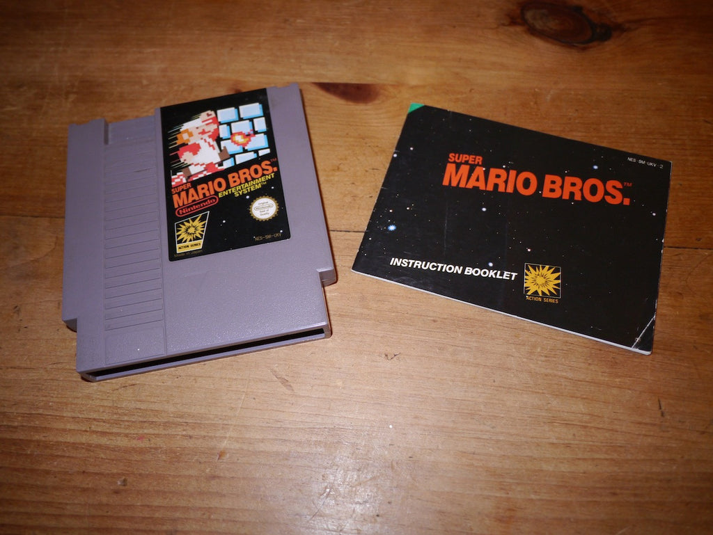 Super Mario Bros. (NES)
