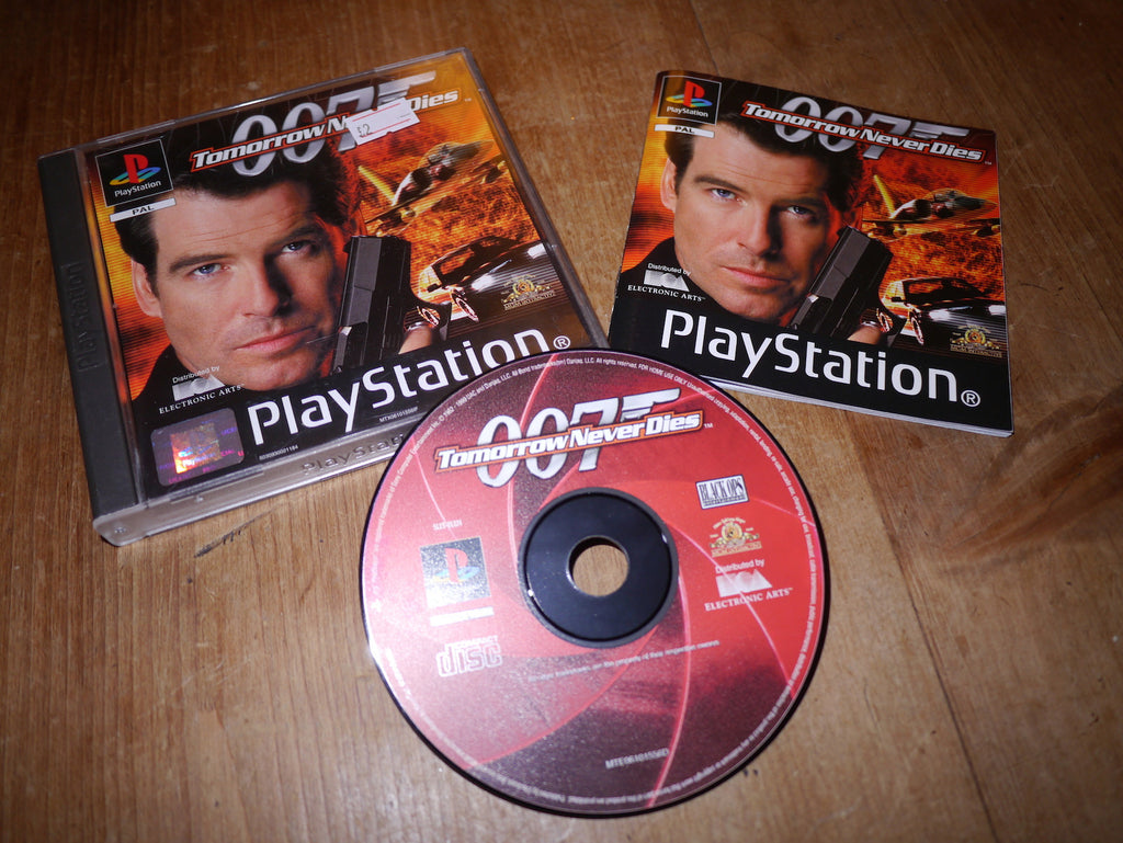 007: Tomorrow Never Dies (Playstation)