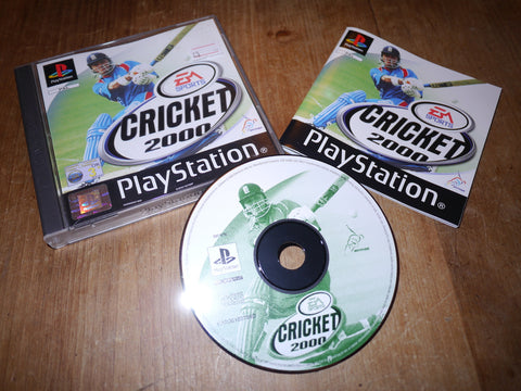 Cricket 2000 (Playstation)