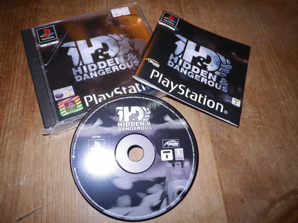 Hidden & Dangerous (Playstation)