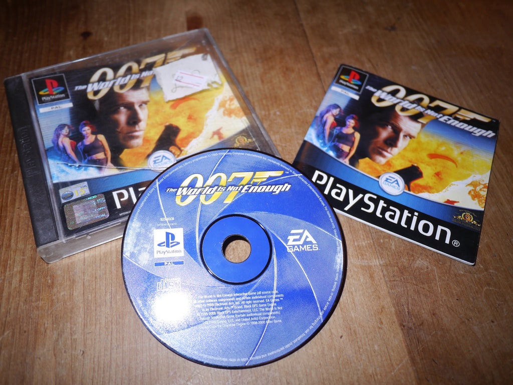 007: The World Is Not Enough (Playstation)