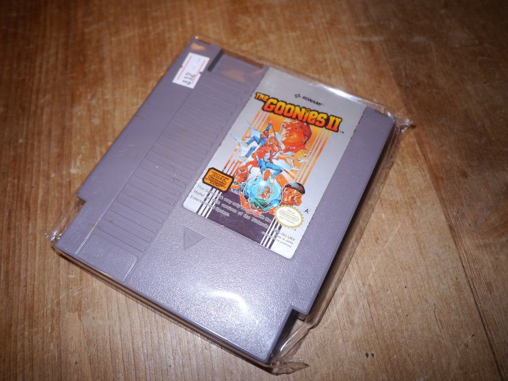 The Goonies II (2) (NES)