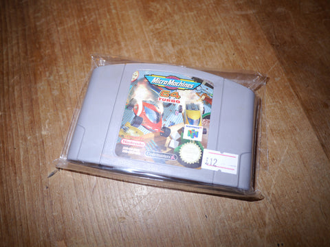 Micro Machines 64 Turbo (N64)