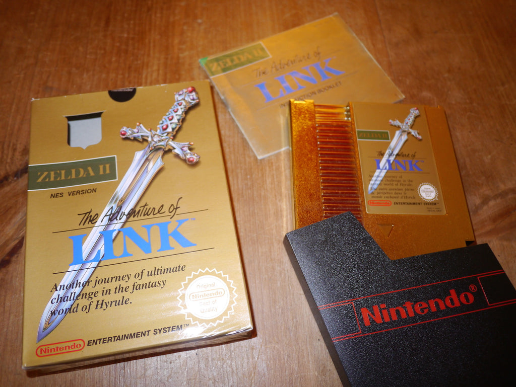 Zelda II (2): The Adventure of Link (NES)