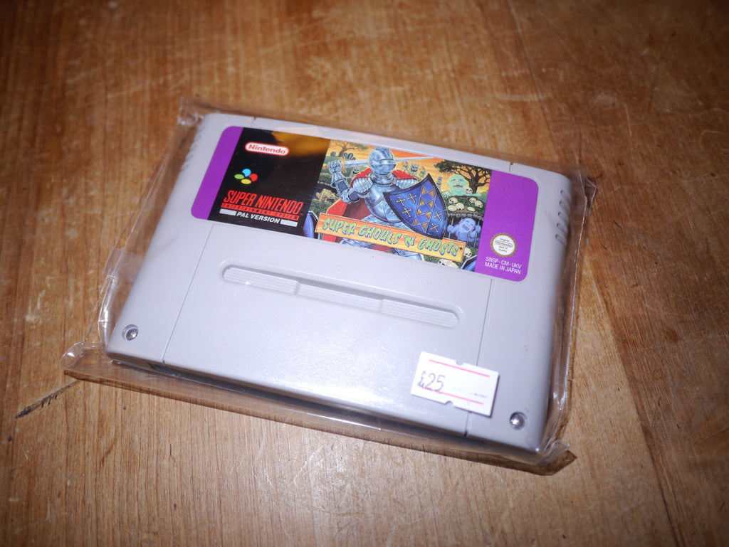 Super Ghouls 'n Ghosts (SNES)