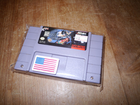 Batman Forever (NTSC SNES)