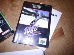 1080° (Ten Eighty) Snowboarding (N64)