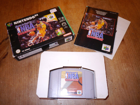 Kobe Bryant in NBA Courtside (N64)