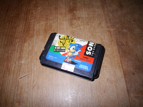Sonic The Hedgehog (Japanese Mega Drive)