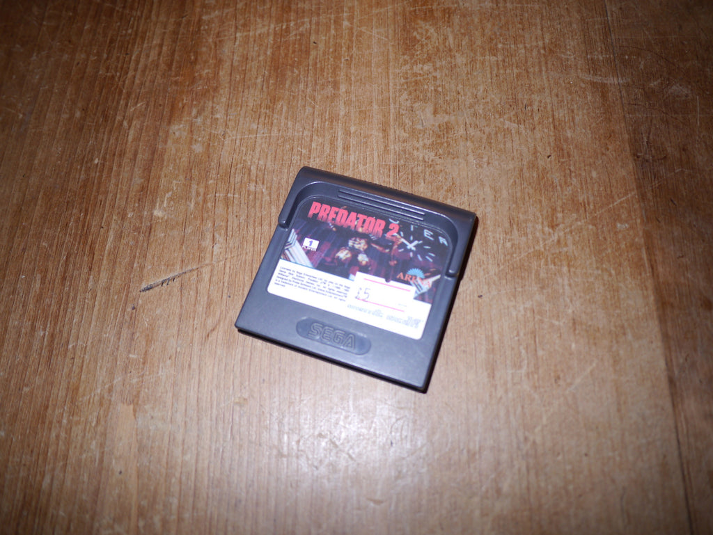 Predator 2 (Game Gear)
