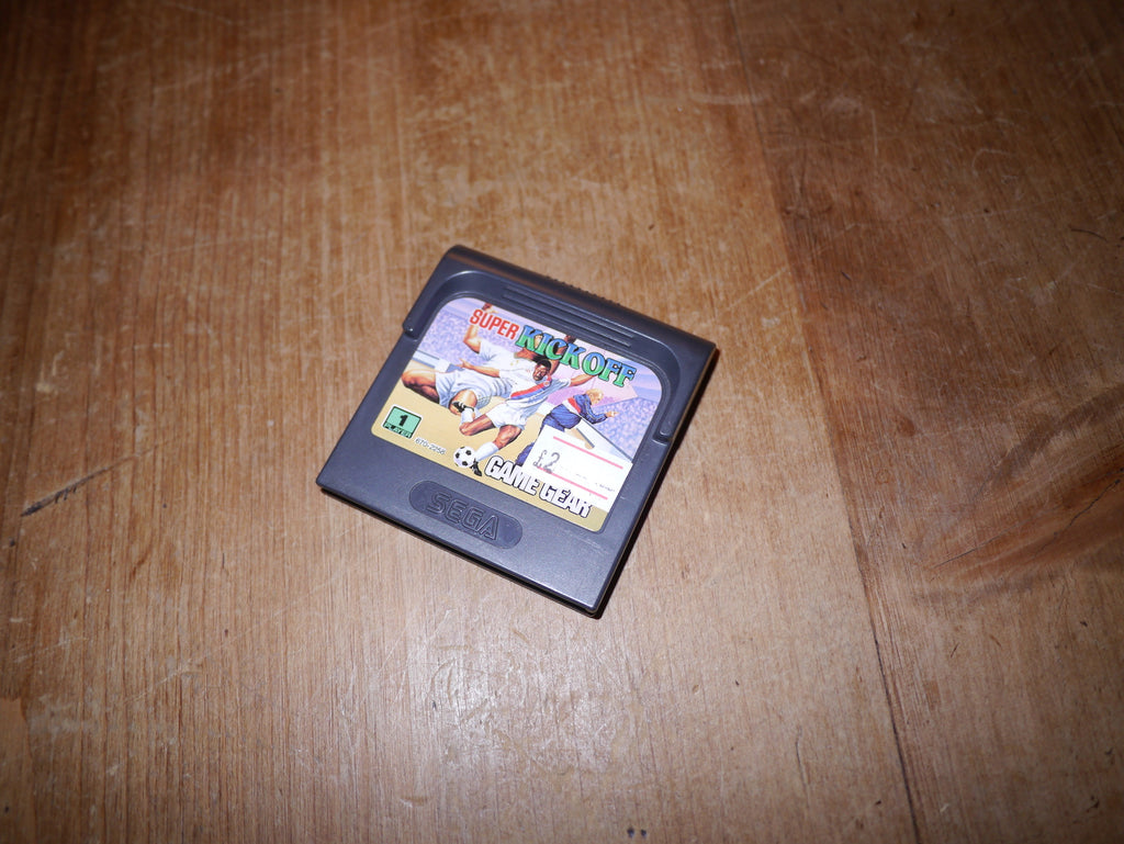 Super Kick Off (Game Gear)