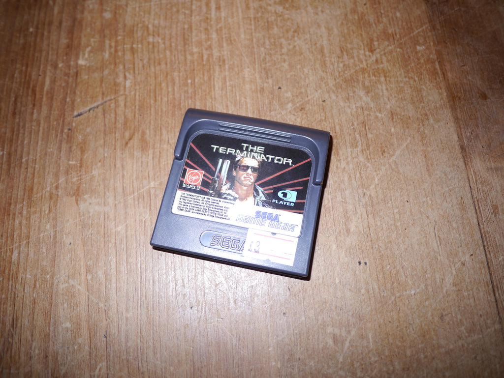 The Terminator (Game Gear)