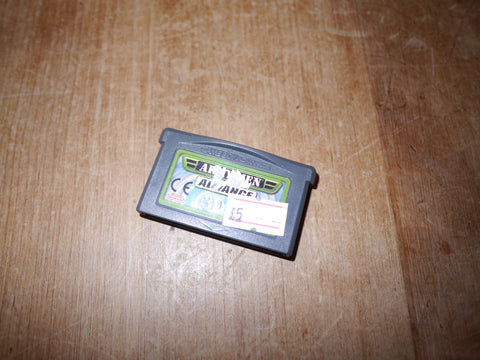 Army Men Advance (Game Boy Advance)