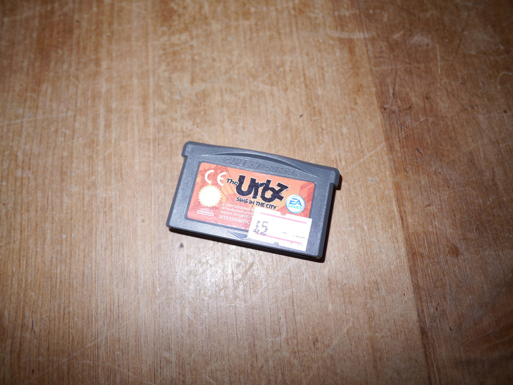 The Urbz: Sims in the City (Game Boy Advance)