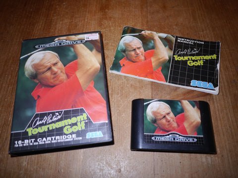 Arnold Palmer's Tournament Golf (Mega Drive)