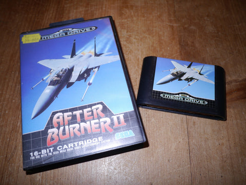 After Burner II (2) (Mega Drive)
