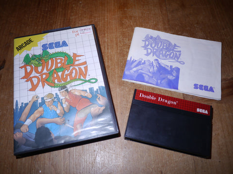 Double Dragon (Master System)