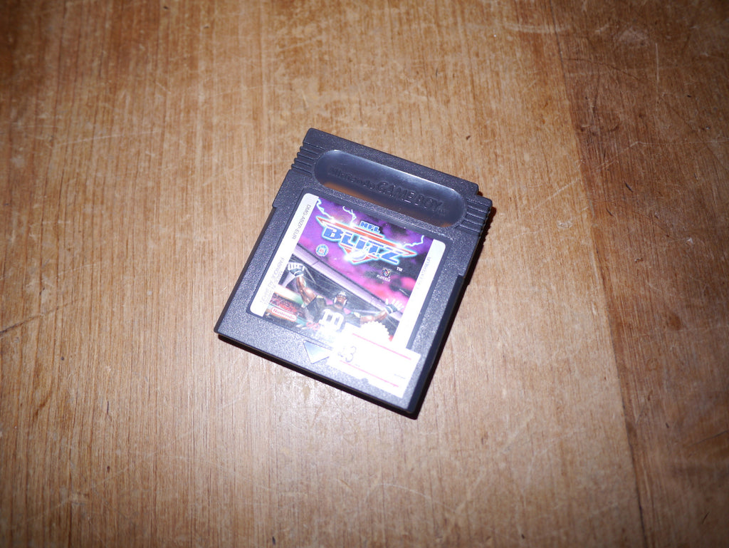 NFL Blitz (Game Boy Color)