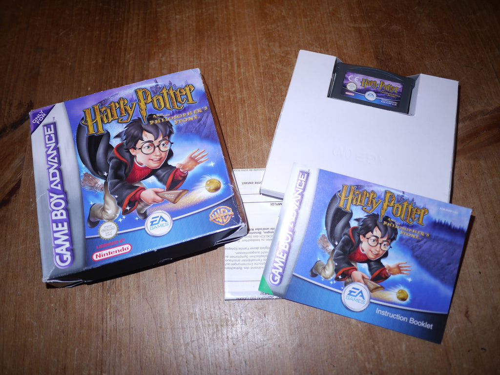 Harry Potter and the Philosopher's Stone (Game Boy Advance)