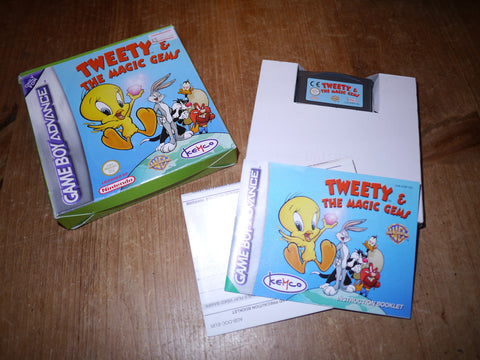 Tweety and the Magic Gems (Game Boy Advance)