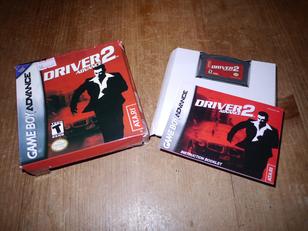 Driver 2 (Game Boy Advance)