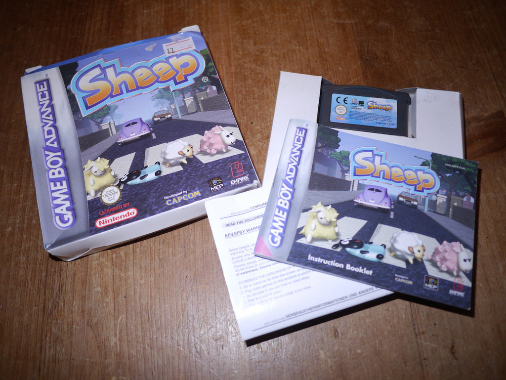 Sheep (Game Boy Advance)
