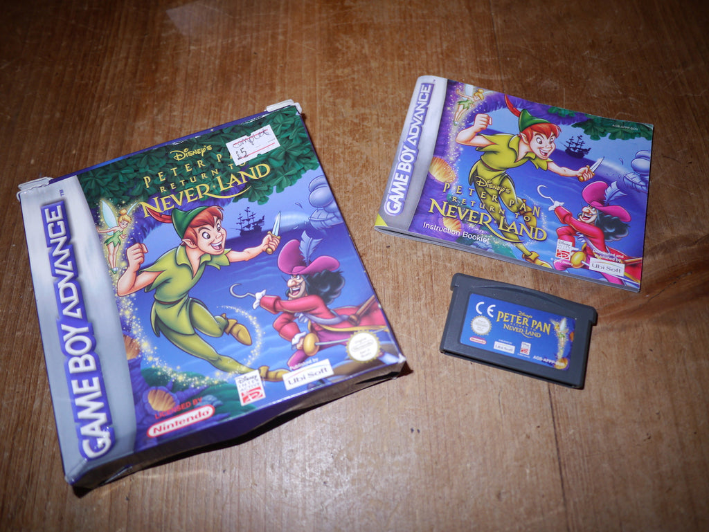 Peter Pan: Return to Neverland (Game Boy Advance)
