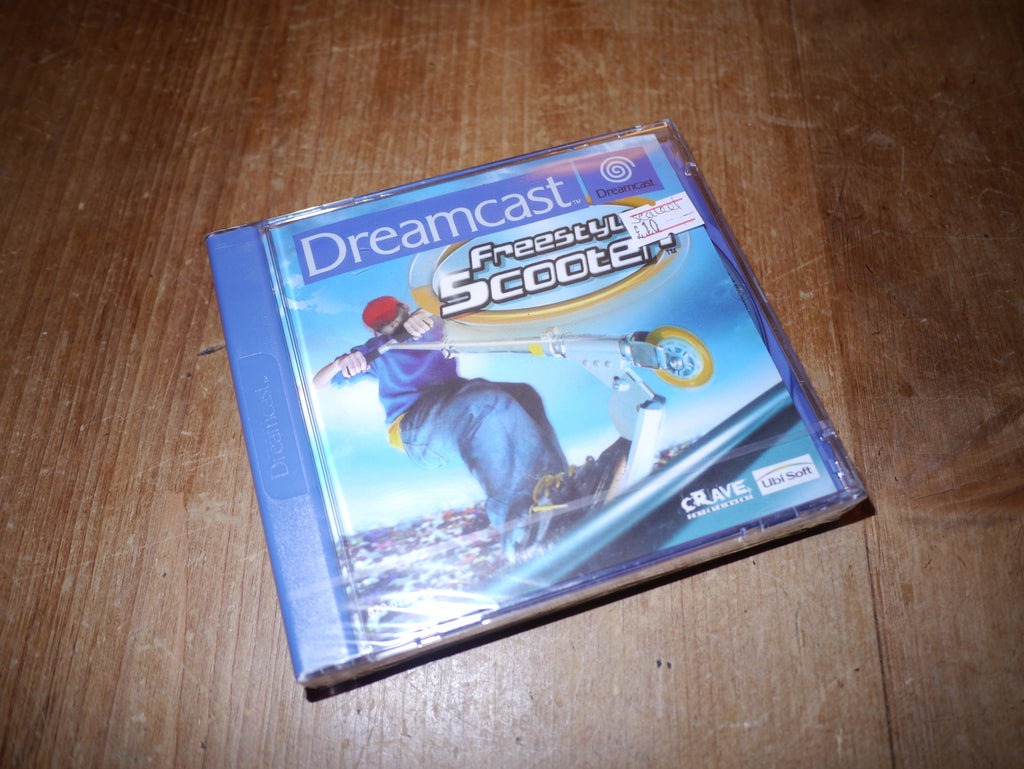 Freestyle Scooter - SEALED! (Dreamcast)