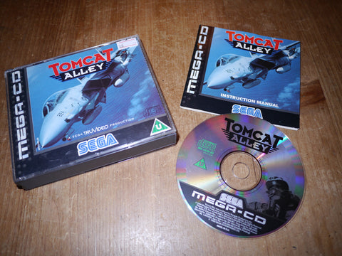Tomcat Alley (Mega-CD)