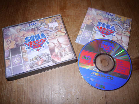 SEGA Classics Arcade Collection - Limited Edition (Mega-CD)
