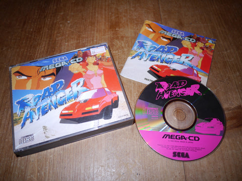 Road Avenger (Mega-CD)