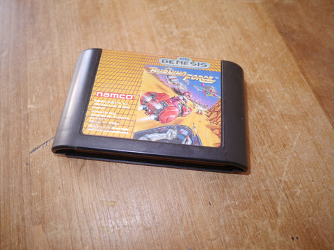 Burning Force (Genesis/Mega Drive)