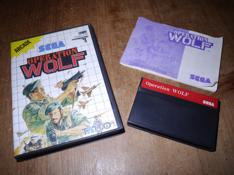 Operation Wolf (Master System)
