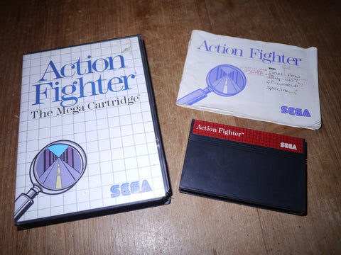 Action Fighter (Master System)