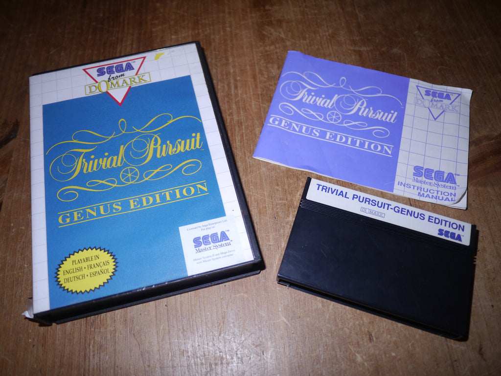 Trivial Pursuit (Master System)