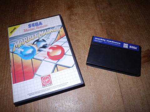 Marble Madness (Master System)