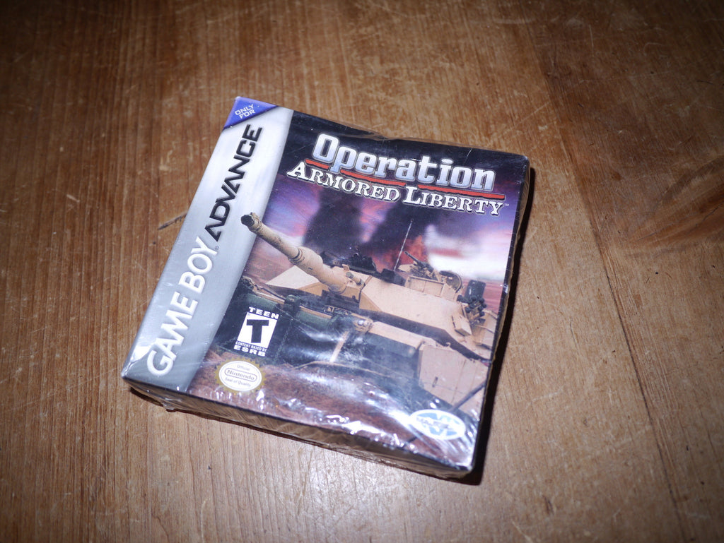 Operation Armoured Liberty (Game Boy Advance)