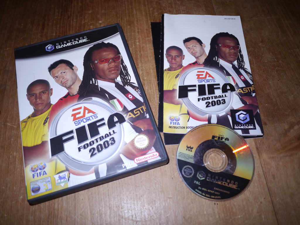 FIFA Football 2003 (GameCube)