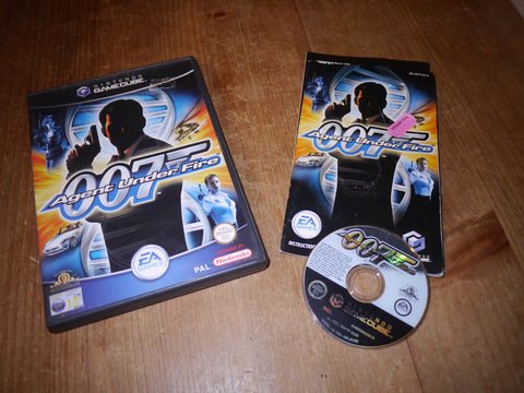007: Agent Under Fire (GameCube)