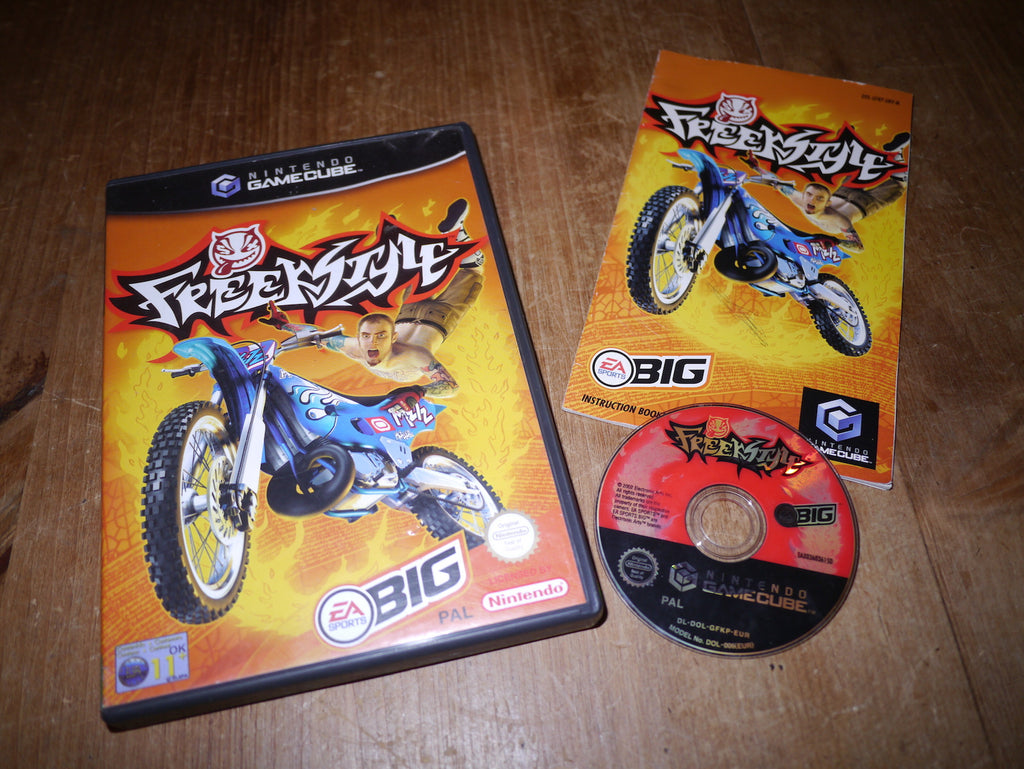 Freestyle (GameCube)
