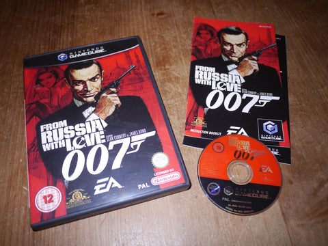 007: From Russia With Love (GameCube)