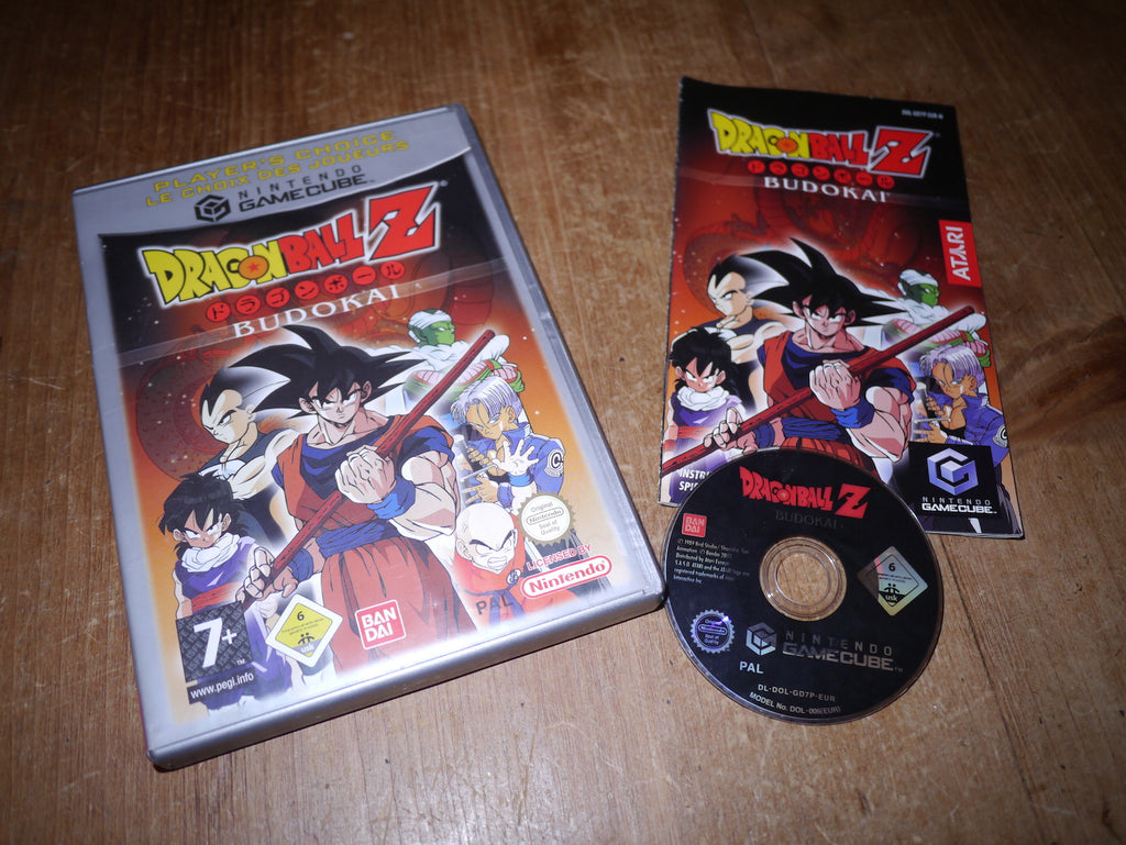 Dragonball Z: Budokai (Player's Choice) (GameCube)