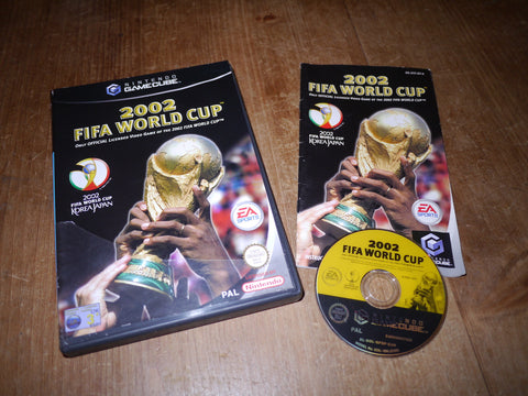 2002 FIFA World Cup (GameCube)
