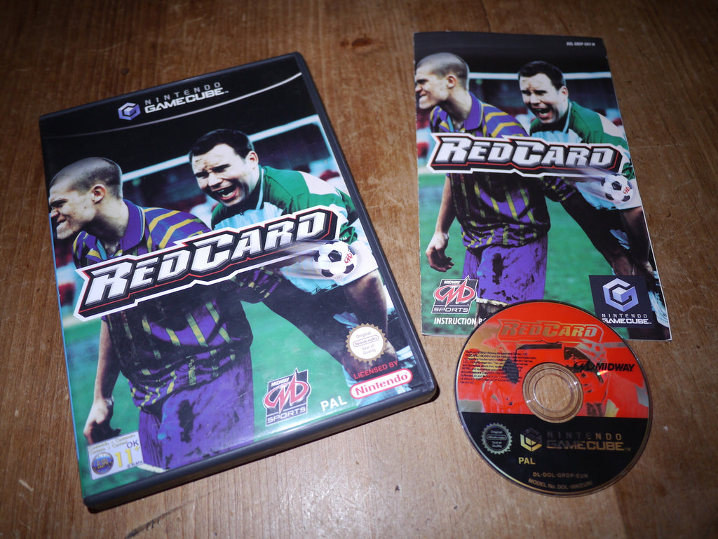 Red Card (GameCube)