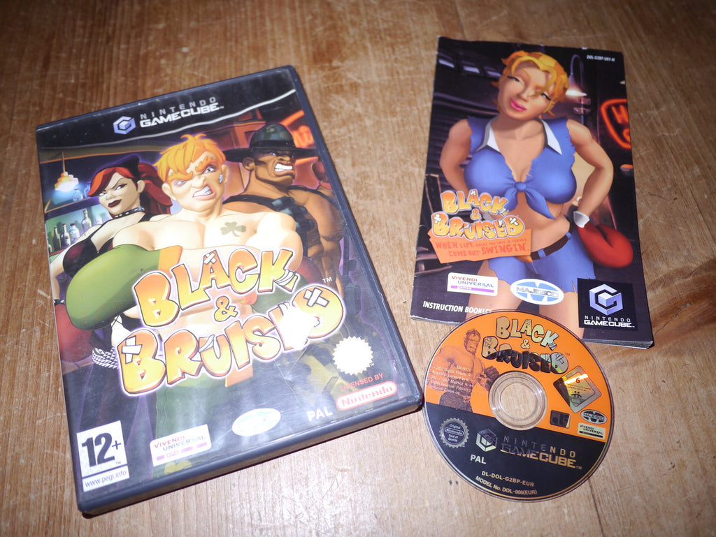 Black & Bruised (GameCube)