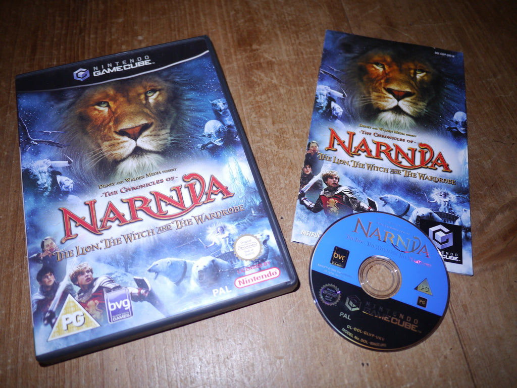 The Chronicles of Narnia: The Lion, The Witch & The Wardrobe (GameCube)