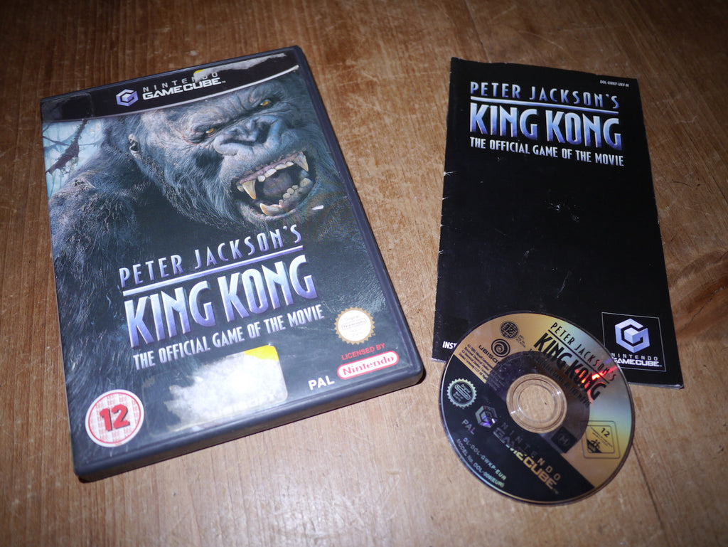 Peter Jackson's King Kong (GameCube)